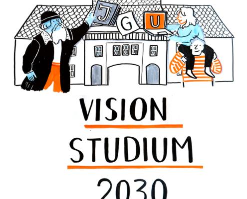 Vision Studium 2030 Portfolioeintrag